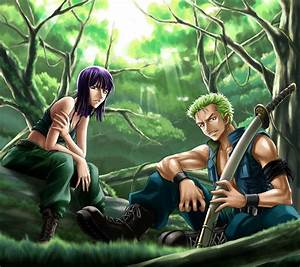 Zoro vs Nico Robin | DReager1's Blog