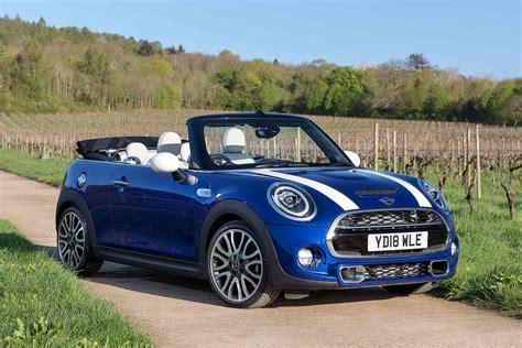 Mini Cooper Blue Edition Hd Picture by Mini Convertible 25th Anniversary Edition Motoring Research