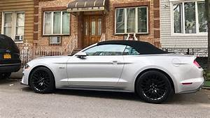 2018 Ford Mustang GT Premium Convertible Review: All You Wanna Do Is Ride - The Drive