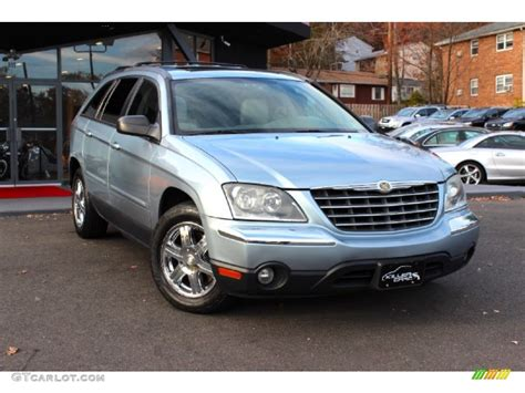 Chrysler Pacifica Touring 2005 by 2005 Butane Blue Pearl Chrysler Pacifica Touring Awd