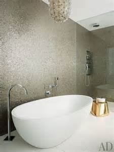 Mother Of Pearl Subway Tile Uk by The 25 Best Ideas About Mosaic Bathroom On Pinterest