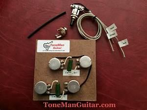 Gibson Epiphone Upgrade Wiring Kit Pio Tone Caps