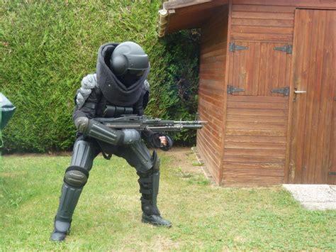Juggernaut Suit! Epic Outfit!