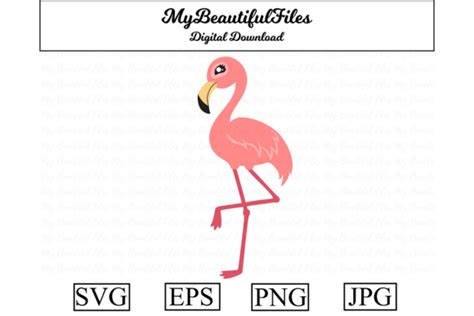 Browse svg vectors about flamingo term. Layered Flamingo Clipart Layered SVG Cut File - SVG Free ...