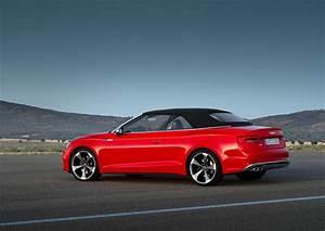2018 Audi Rs5 Cabriolet Rendered