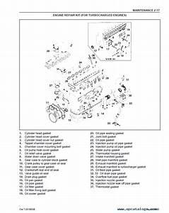 Isuzu Engines 4bg1t  U0026 6bg1t For Case Pdf Manual