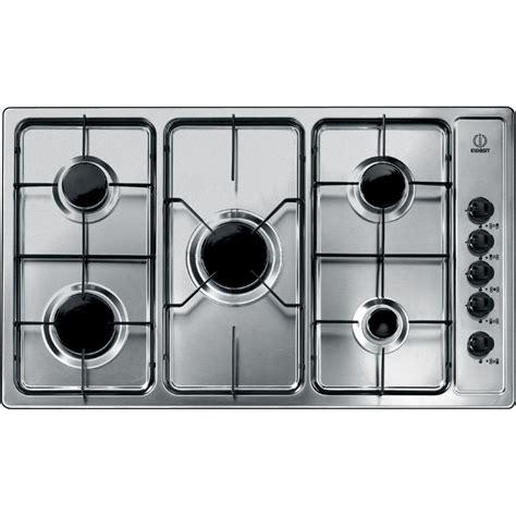 indesit piani cottura piano cottura a gas indesit 5 fuochi pim 950 as ix