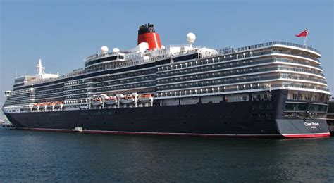 Queen Elizabeth - Itinerary Schedule, Current Position ...