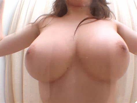 Chesty Boobs Pigtail In Clothing Bouncing Ball