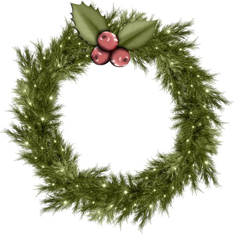 Transparent Background Wreath Clip Images by Garland Clipart Transparent Background 20 Free