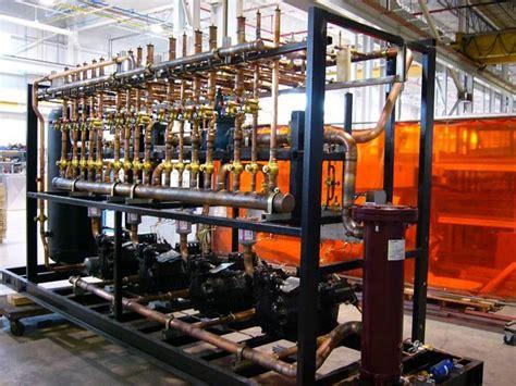 parallel racks keeprite refrigeration