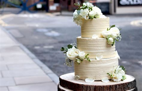tiered vegan wedding cake vegan food living