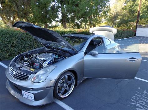 2003 Infiniti The Beast [g35] Twin Turbo For Sale