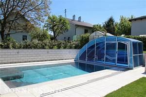 Pool Mit überdachung : mycrowd pool mit berdachung ~ Michelbontemps.com Haus und Dekorationen