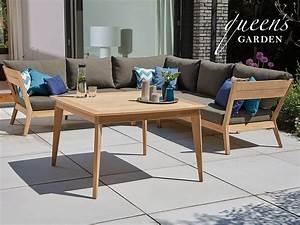 Designer Gartenmöbel Sale : queen s garden teakholz dining lounge kent too design gartenm bel ~ Frokenaadalensverden.com Haus und Dekorationen