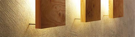 Designwandlampen Aus Holz Holzdesignpur
