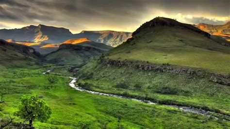 The Beauty Of Africa  Landscapes Hd Youtube