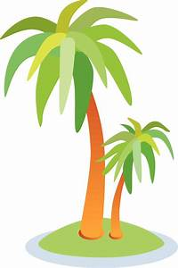Tropical palm trees clipart free clip art images image 7 2 ...