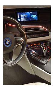 2015 BMW i8 Coupe - Interior | HD Wallpaper #47 | 1920x1080