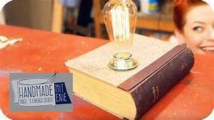 Dekoschnee Selber Machen : buch lampe handmade mit enie mach 39 s einfach selbst sixx youtube ~ Watch28wear.com Haus und Dekorationen