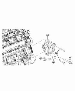 Dodge Durango Bolt  Hex Flange Head  M10x1 50x130 00