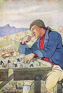 Heritage History   Stories of Gulliver's Travels Told to ...