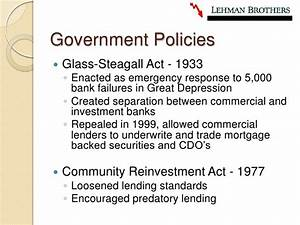 Lehman Collapse