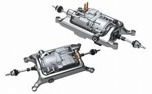 Highly Integrated Electric Drive Unit For Passenger Cars