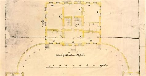 tryon palace floor plan cwf history   pinteresting