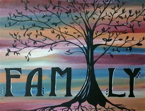 family tree  images family tree tree painting