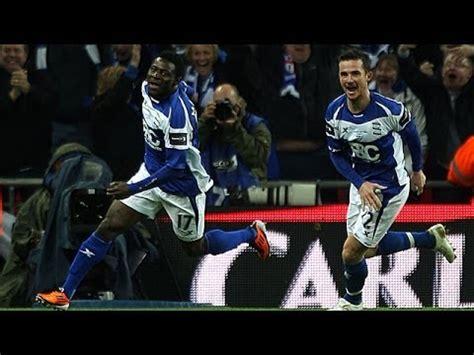 Obafemi Martins' winning goal v Arsenal | Carling Cup ...