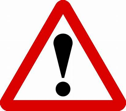 Warning Svg Signs Sign Road Mauritius Dangers