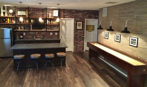 renovating kitchens ideas barn lights lend chic to basement reno barnlightelectric