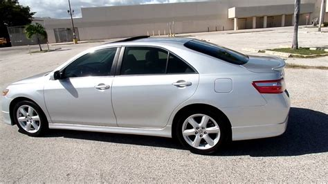 2008 Toyota Camry Sports Edition toyota camry sport 2008 jusber munoz for sale