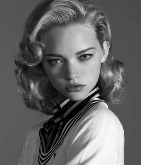 1950s Curly Hairstyles by Styles For Curly Hair Hairstyles Haircuts 2016 2017