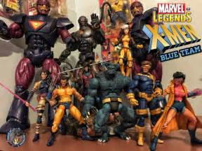 marvel legends collections