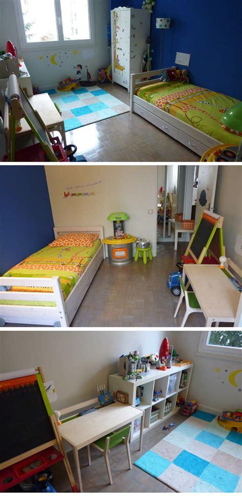 chambre gar輟n 5 ans bureau pour chambre d 39 enfants de 3 et 5 ans e zabel maman parisienne
