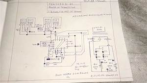 Tda7294 By Power Up Transistor Using Ttc5200 And Tta1943
