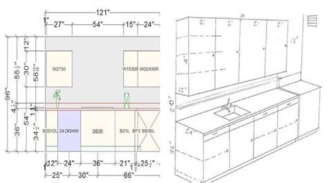 19+ Wondrous Kitchen Cabinets Dimensions