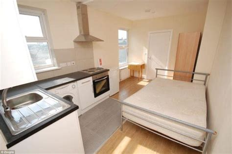 London's smallest flats where you can reach the hob from ...