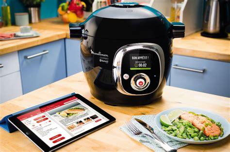 friteuse connect 233 e robot cuiseur intelligent seb compte relier 50 des outils de cuisine 224