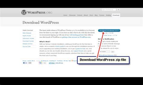 install wordpress  windows    instructions