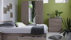 Decouvrez notre chambre style nature premier prix for Décoration chambre adulte avec matelas evo