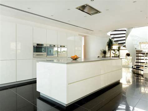 Alno Arbeitsplatten by Barbican Alno Highline High Gloss White Kitchen