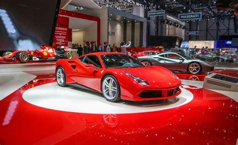 2019 Ferrari 488 Gtb  Car Photos Catalog 2018