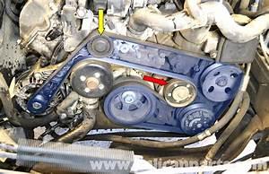 Mercedes-benz W203 Water Pump Replacement