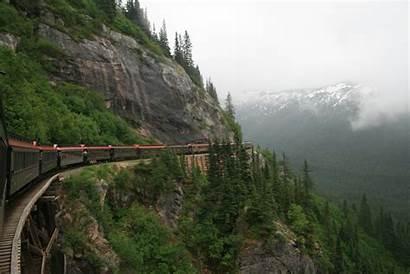 Pass Webshots Savers Screen Yukon Railroad Places