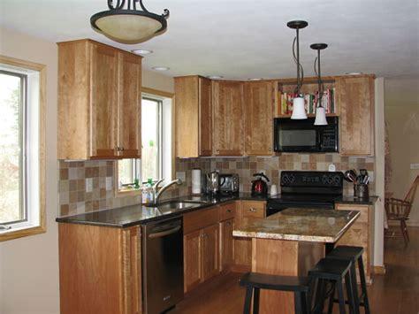 shaped kitchen layout with peninsula 6 great kitchen floor plan design ideas L