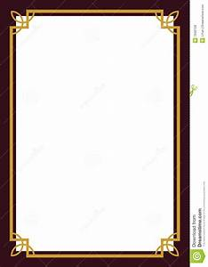 Home Design: Divine Certificates Border Designs ...