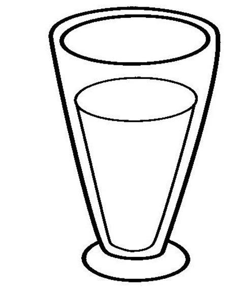 Bicchieri Da Colorare by Disegni Da Colorare Bicchiere Di Bibita Disegni Da
